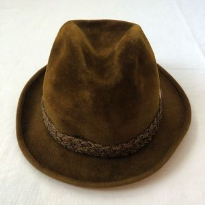 The Sovereign Stetson hat